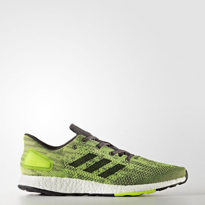 Adidas PureBOOST DPR Shoes Men's Running Yellow BY8857