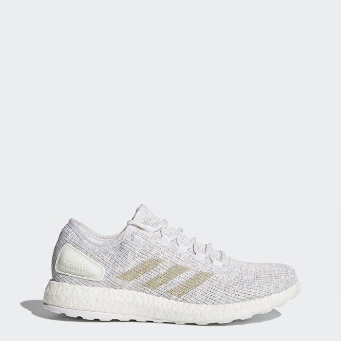 Adidas PureBOOST Shoes Men's Running White S81991