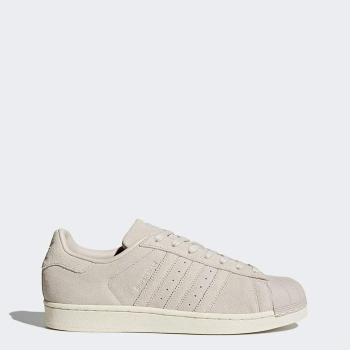 Adidas Superstar Shoes Originals Beige BZ0199