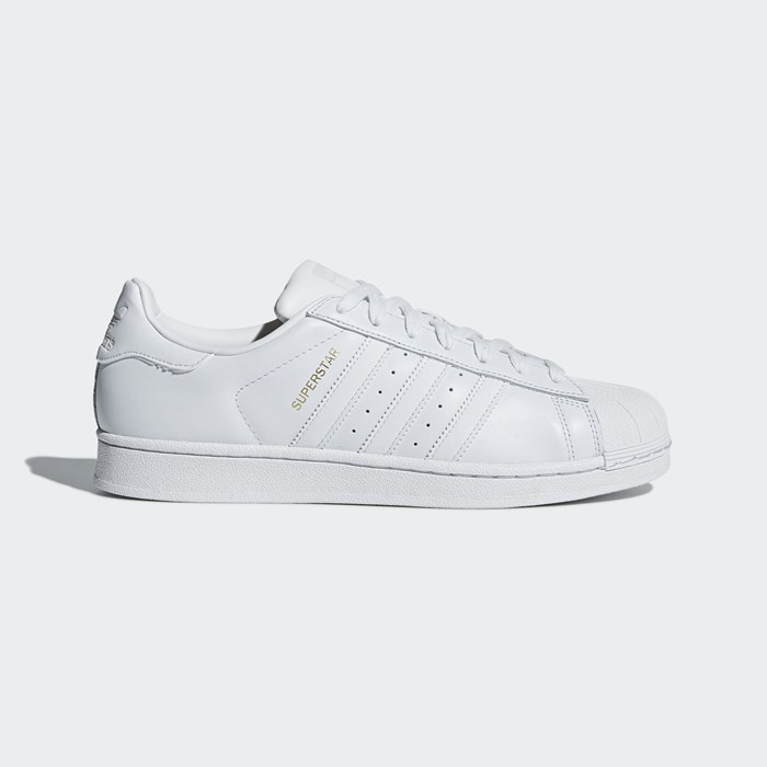 Adidas Superstar Shoes Men's Originals White CM8073
