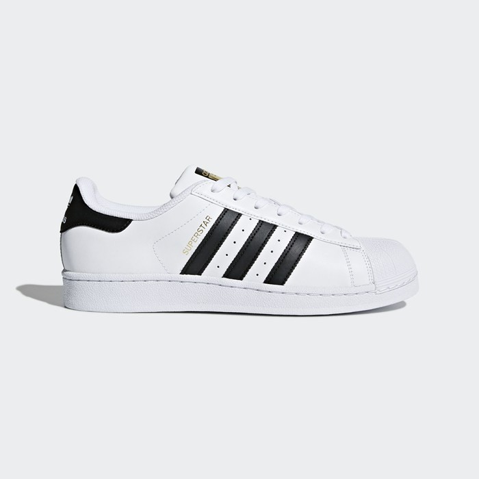 Adidas Superstar Shoes Originals White C77124