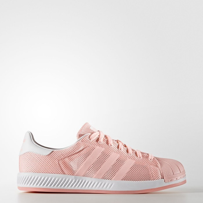 Adidas Superstar Bounce Shoes Originals Pink BB2939