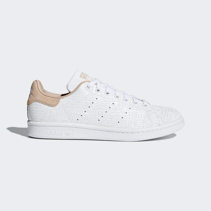 Adidas Stan Smith Shoes Women's Originals White CQ2818