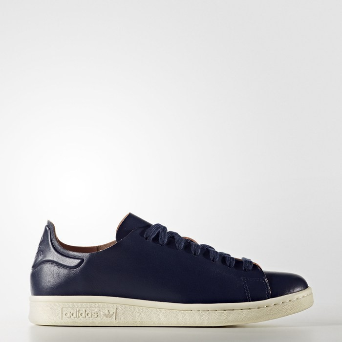 Adidas Stan Smith Nude Shoes Originals Blue BY2979