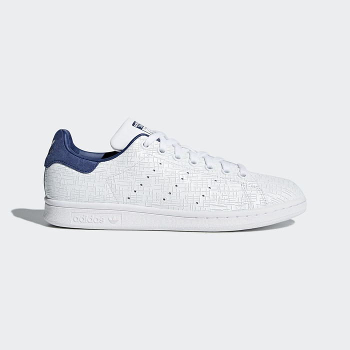 Adidas Stan Smith Shoes Women's Originals White CQ2819