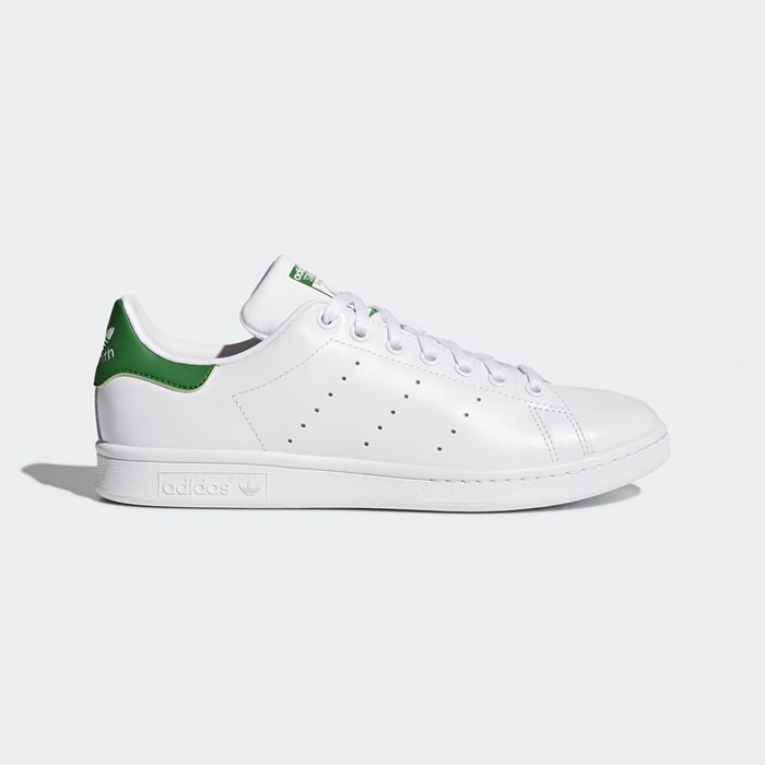 Adidas Stan Smith Shoes Originals White M20324