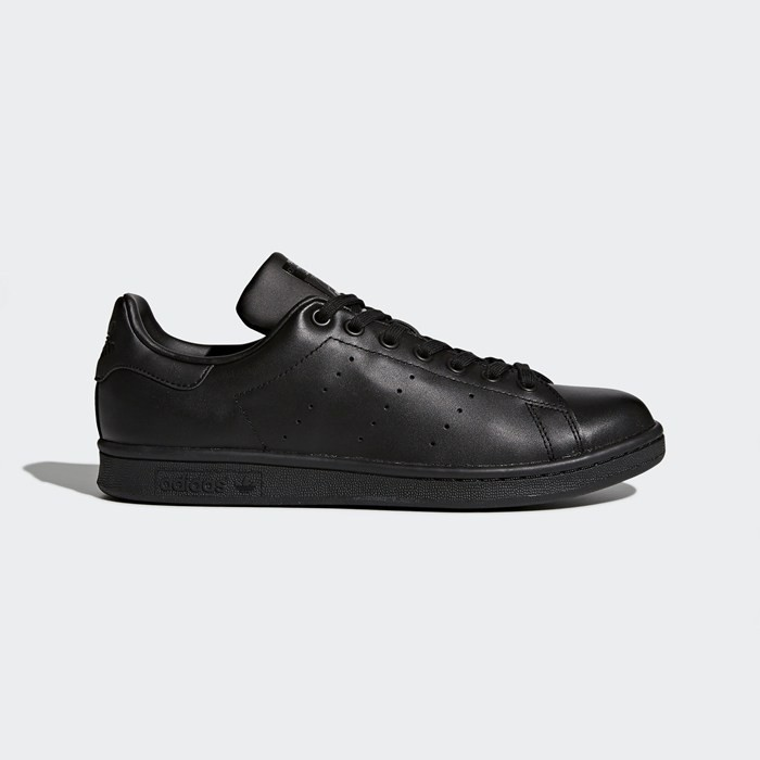 Adidas Stan Smith Shoes Originals Black M20327