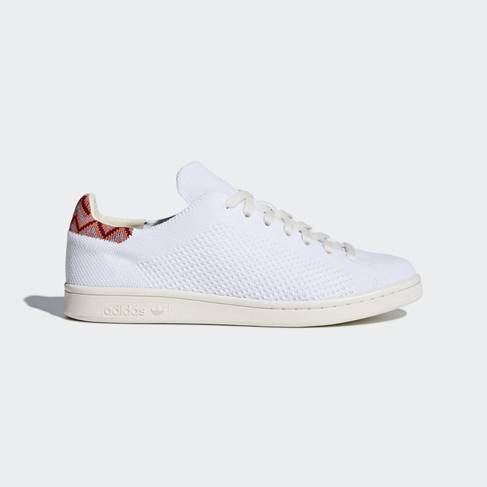 Adidas Stan Smith Primeknit Shoes Originals White CQ2650