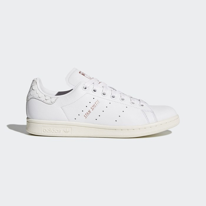 Adidas Stan Smith Shoes Women's Originals White CQ2810
