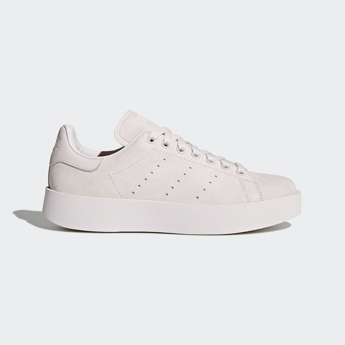 Adidas Stan Smith Bold Shoes Women's Originals Pink DA8641
