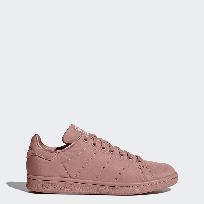 Adidas Stan Smith Shoes Women's Originals Pink BZ0395