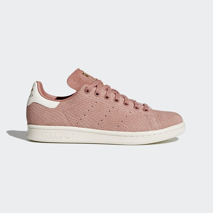 Adidas Stan Smith Shoes Women's Originals Pink CQ2815