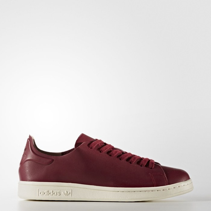 Adidas Stan Smith Nude Shoes Women's Originals Red BB5144