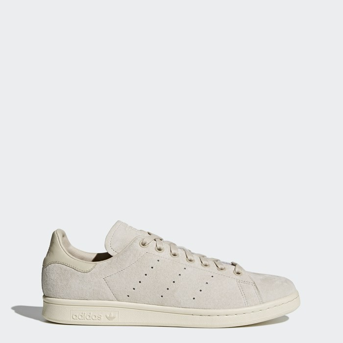 Adidas Stan Smith Shoes Men's Originals Beige BZ0486