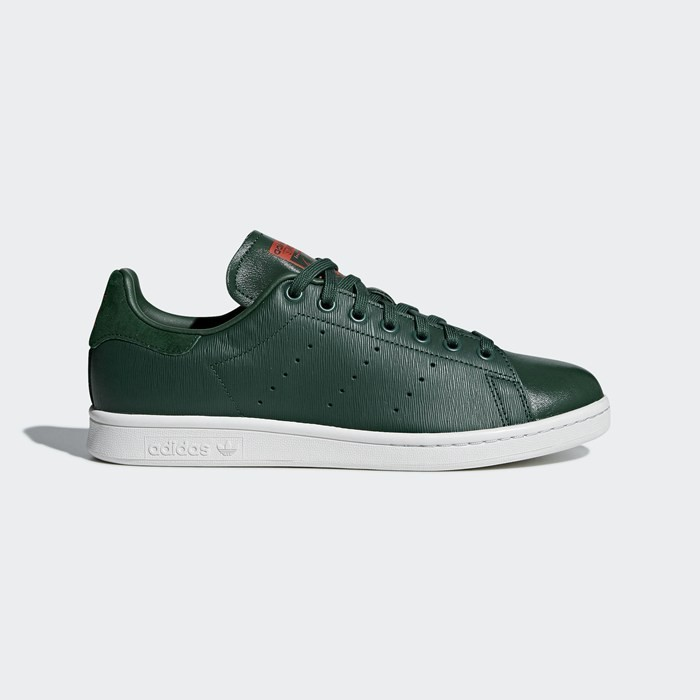 Adidas Stan Smith Shoes Men's Originals Blue CQ2205