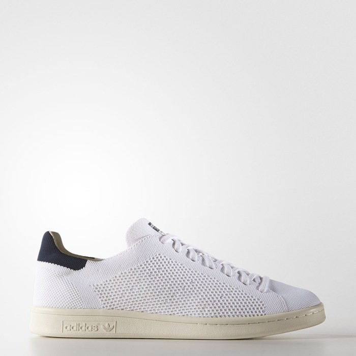Adidas Stan Smith OG Primeknit Shoes Originals White S75148