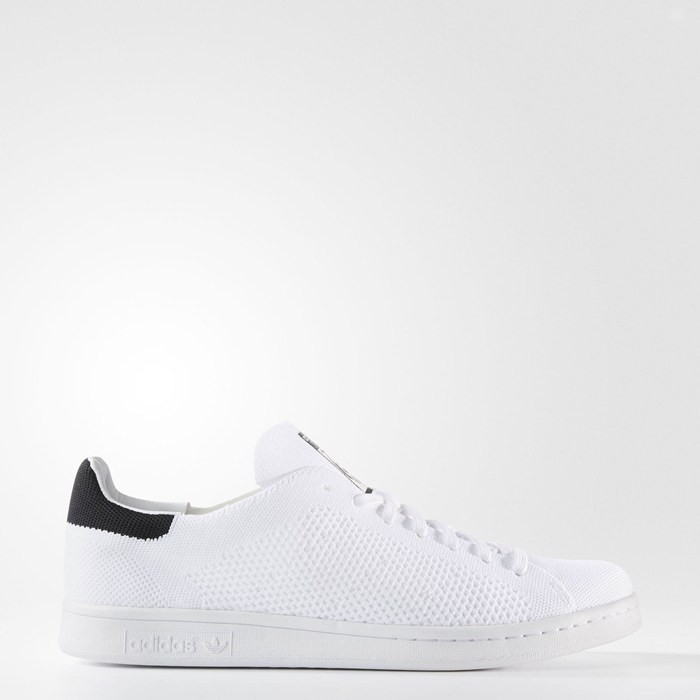 Adidas Stan Smith Primeknit Shoes Originals White BZ0117