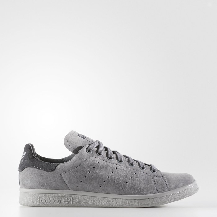 Adidas Stan Smith Shoes Originals Grey BZ0452