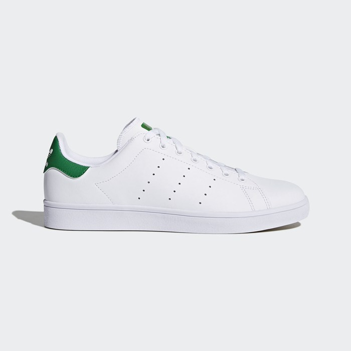 Adidas Stan Smith Vulc Shoes Originals White B49618