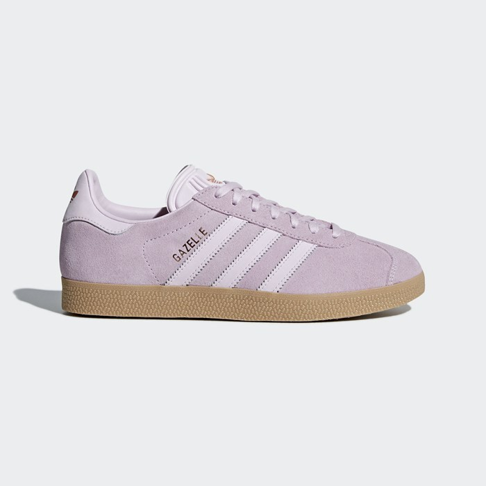 Adidas Gazelle Shoes Women's Originals Pink B75569