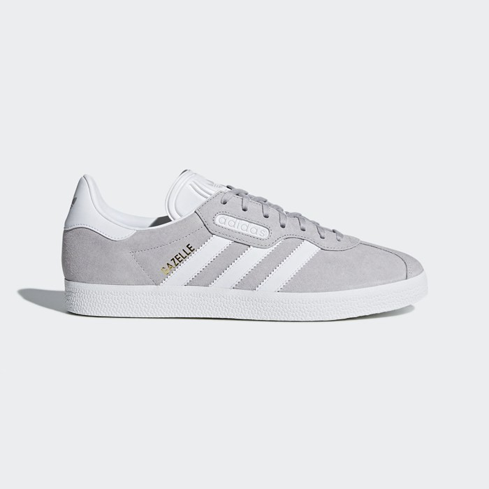 Adidas Gazelle Super Essential Shoes Originals Grey CQ2793
