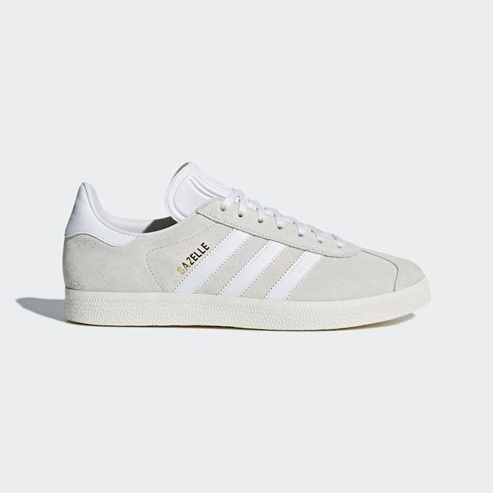 Adidas Gazelle Shoes Originals White CQ2799