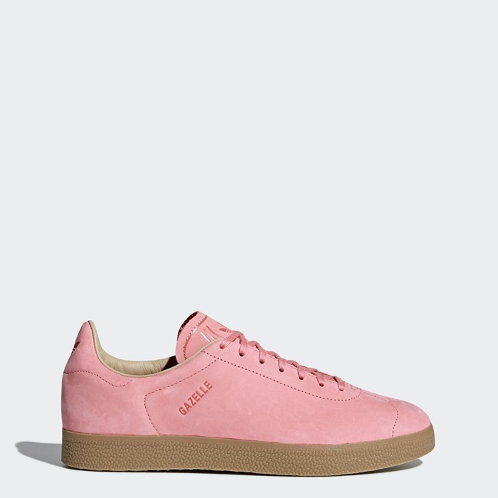 Adidas Gazelle Decon Shoes Originals Pink CG3706
