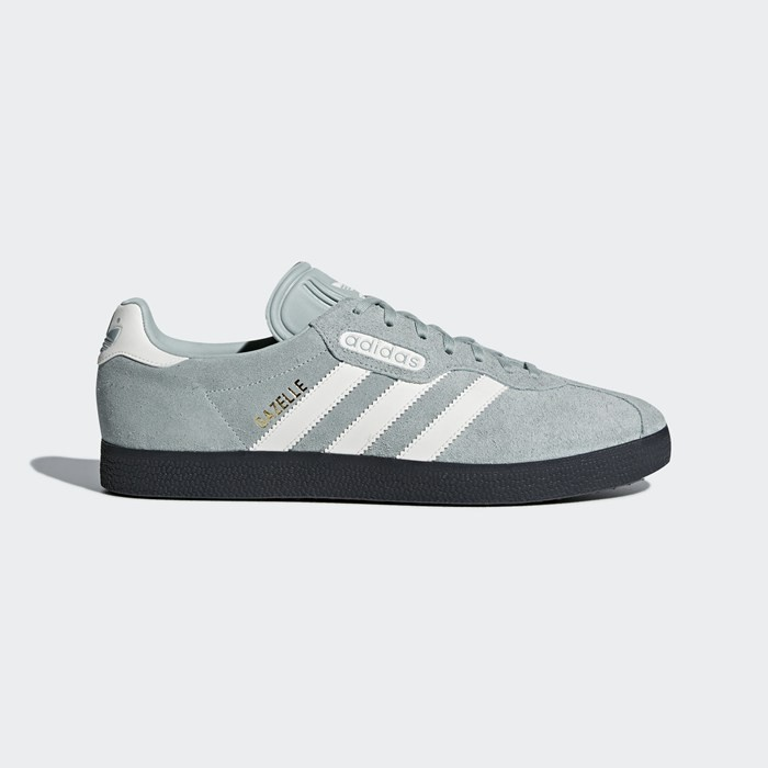 Adidas Gazelle Super Shoes Originals Green CQ2796