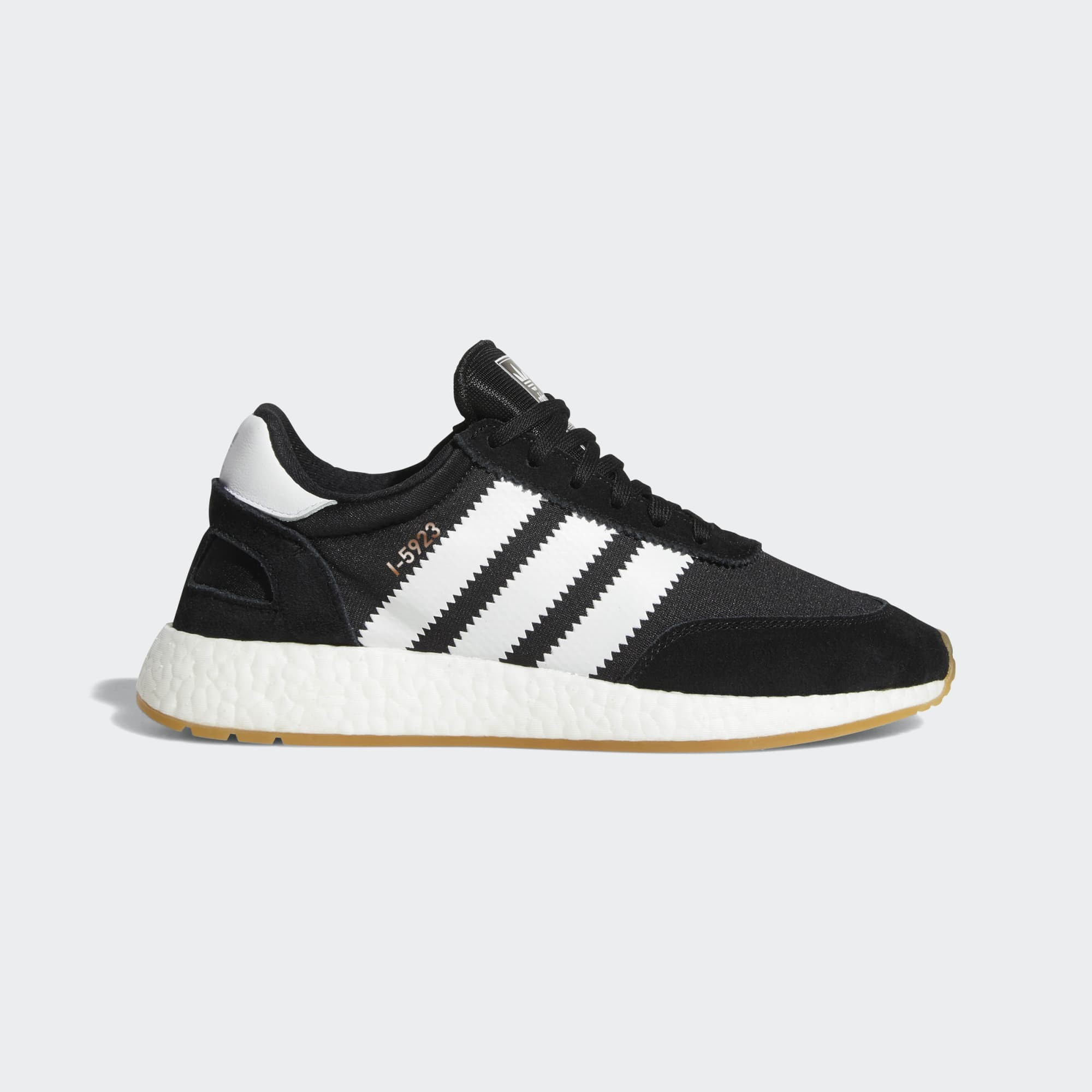 Adidas Iniki Runner Boost Black White Gum BY9727