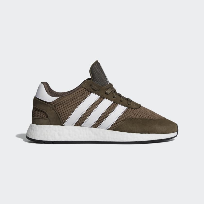 Adidas I-5923 Shoes Green D97211