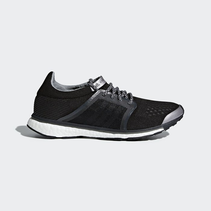 Adidas Adizero Adios Shoes Women's Adidas by Stella McCartney Black DB2491