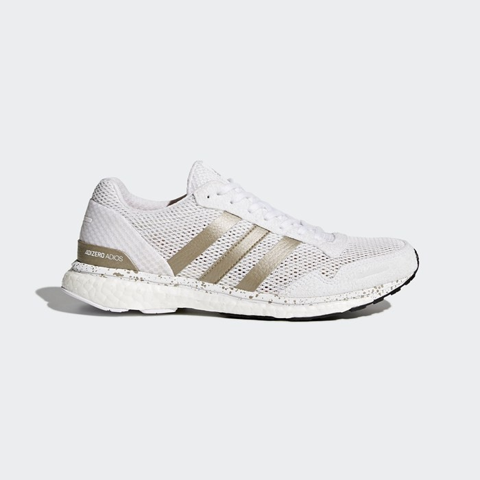 Adidas Adizero Adios 3 Shoes Women's Running White BB6409