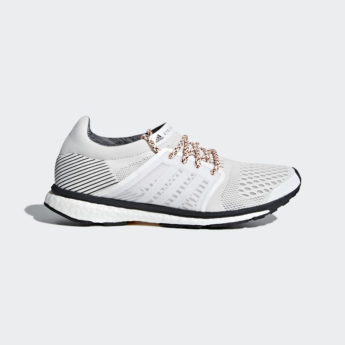 Adidas Adizero Adios Shoes Women's Adidas by Stella McCartney White BB6258