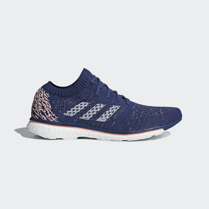 Adidas Adizero Prime Boost LTD Shoes Running Blue CP8923