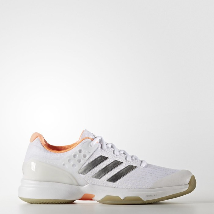 Adidas adizero Ubersonic 2.0 Shoes Women's Tennis White BB4811