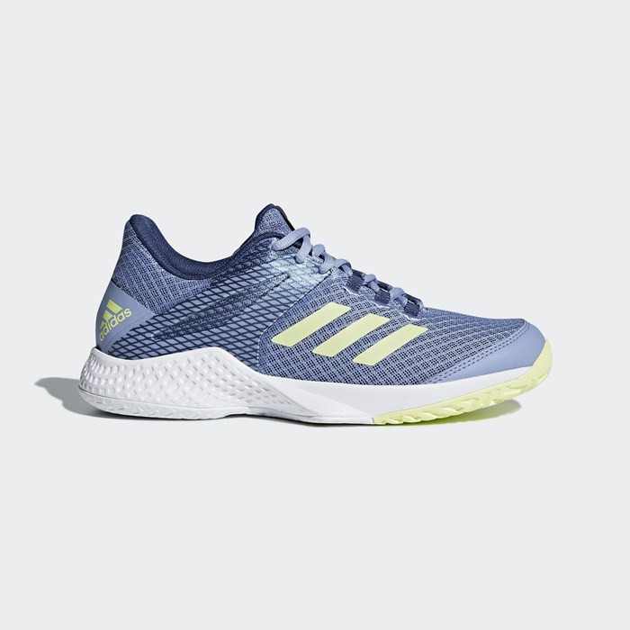 Adidas Adizero Club Shoes Women's Tennis Blue CM7741