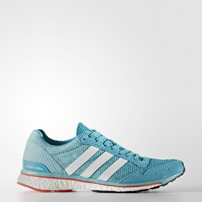 Adidas Adizero Adios 3 Shoes Women's Running Blue BB1710