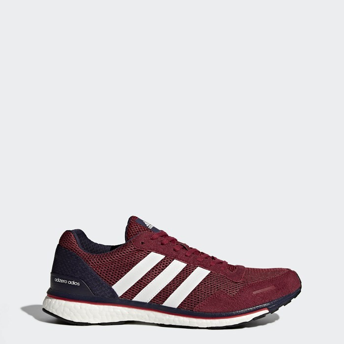 Adidas Adizero Adios 3 Shoes Men's Running Red BB3315