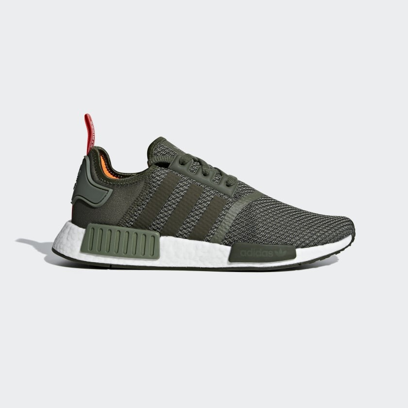 Adidas NMD R1 Green Night Cargo B37620