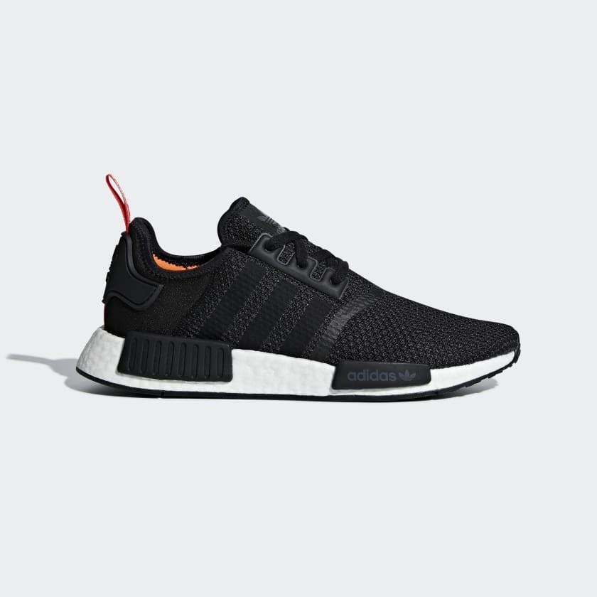 Adidas NMD R1 Shoes Black B37621