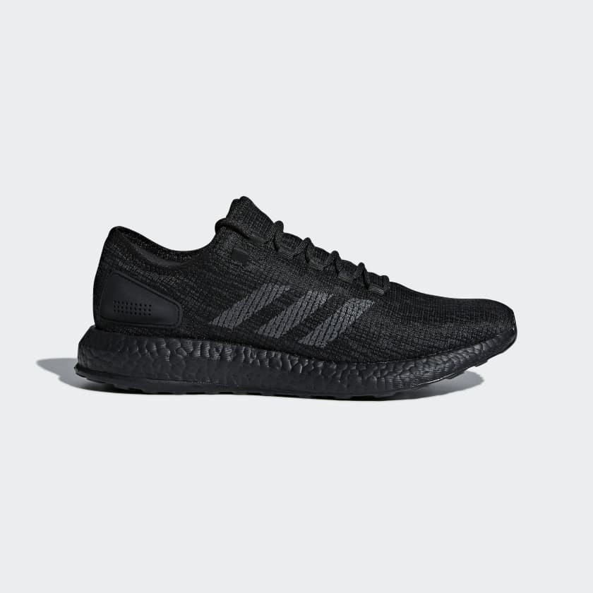 Adidas Pure Boost Triple Black BB6288