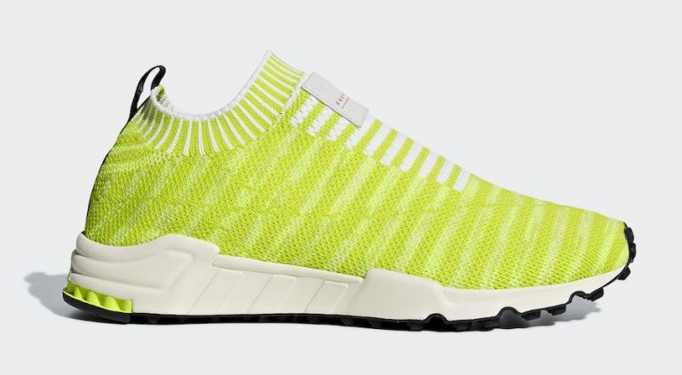 Adidas EQT Support Sock PK 'Solar Yellow' B37545