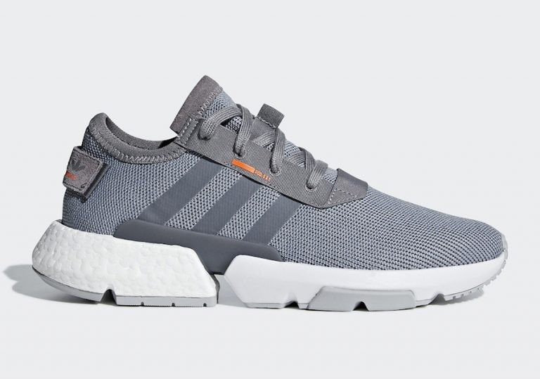 Adidas POD-S3.1 Shoes Grey B37365