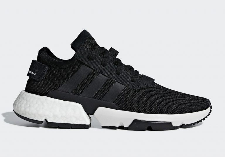 Adidas POD-S3.1 Shoes Black B37366