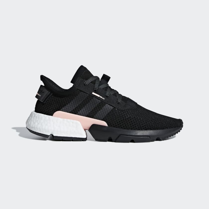 Adidas POD-S3.1 Shoes Black B37447