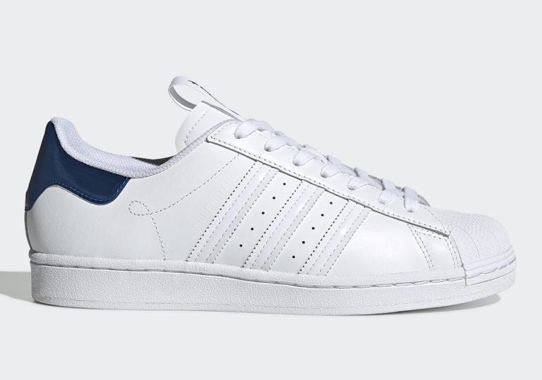 "adidas Superstar ""New York City"" Cloud White/Collegiate Royal-Core Black FW2803"