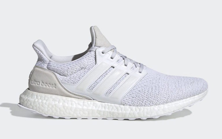 adidas Ultra Boost DNA Cloud White-Grey One FW4904