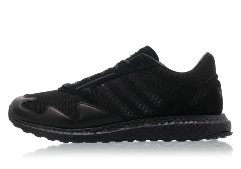 adidas Y-3 Rhisu Run Black FU8504
