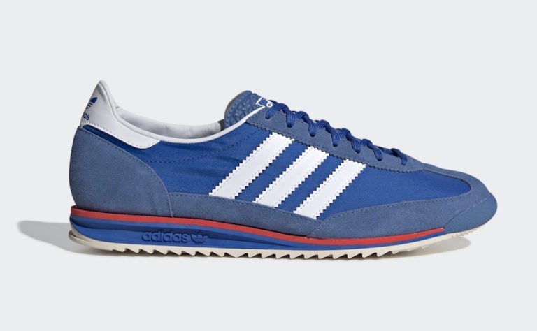 adidas SL 72 Blue/Cloud White EG6849