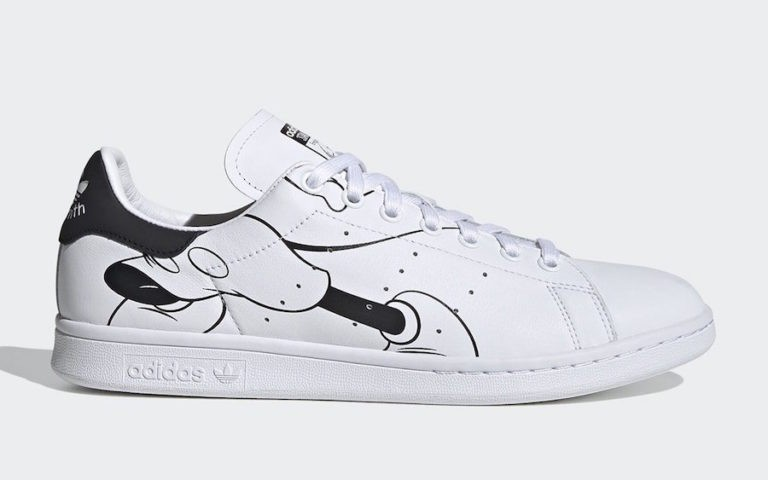 Mickey Mouse x adidas Stan Smith White FW2895
